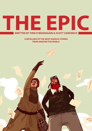 The Epic, Image design by Desmond Tan